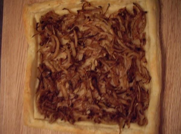 Ciao Bella Carmelized Fennel Tart Recipe