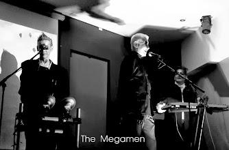 Photo: 1983 - The Megamen