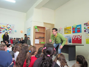 Photo: «Ο Τάκης ο Πειραματάκης» στα ΚΕΣΠΕΜ Σέλερου
