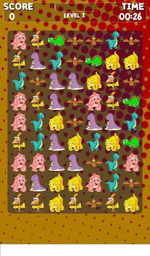 ブラスト恐竜ゲーム