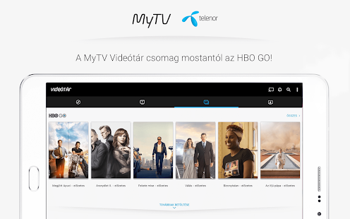 MyTV Telenor- screenshot thumbnail