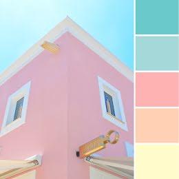 Bright Palette - Brand Board item