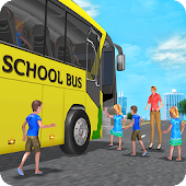 Real School Bus Driving - Offroad Bus Driver 2019 Android APK Download Free By Futuristic Game Studio