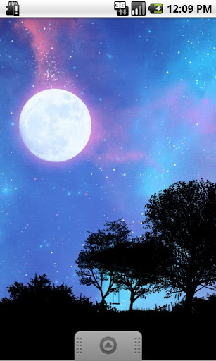 Nightfall Live Wallpaper Free screenshot 5