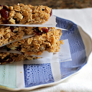 Soft, Chewy Granola Bars