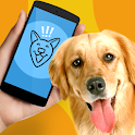 Dog Phrasebook Translator Joke icon