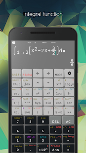 Natural Scientific Calculator N+ FX 570 ES/VN PLUS- screenshot thumbnail