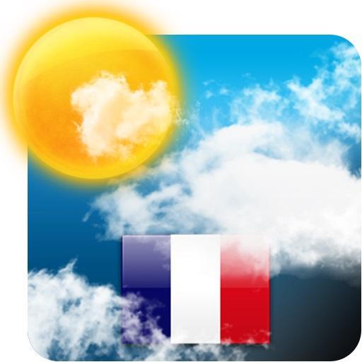Wetter für Frankreich