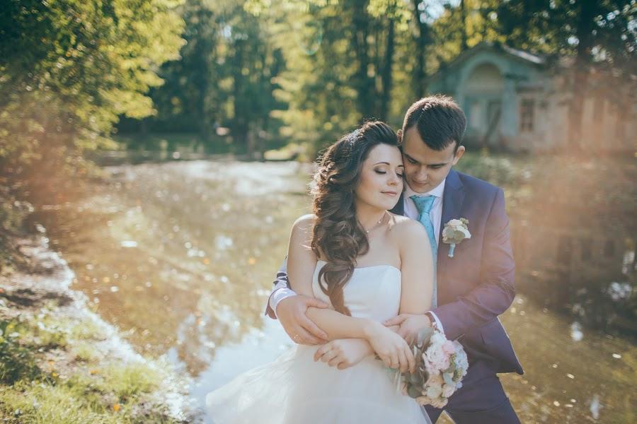 Vestuvių fotografas Sergey Nikitin (medsen). Nuotrauka 18.10.2015