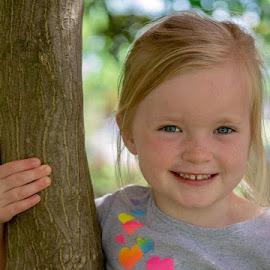 Cutie by Janice Poole - Babies & Children Child Portraits