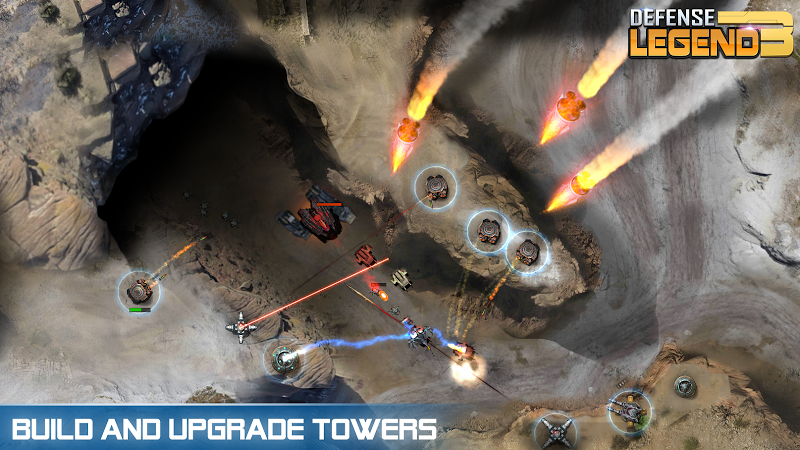 Defense Legend 3: Future War Screenshot 7