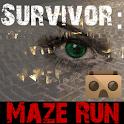 Survivor: Maze Run VR icon