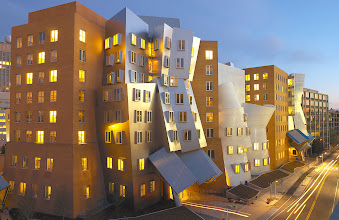 Photo: The Ray and Maria Stata Center at MIT. Photo: Andy Ryan