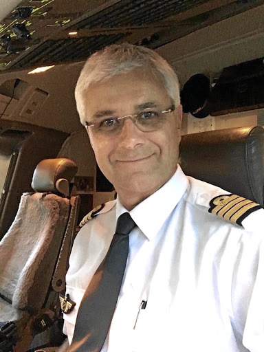 Conference driver: Cancer sufferer Jean-Jacques Trochon, an Air France captain, did his own research before deciding to delay chemotherapy and radiation treatment. He brought cancer experts working in silos on to one stage for the first time. Picture: SUPPLIED