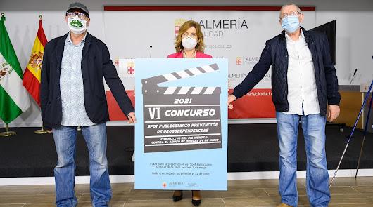 El Concurso de Spot contra el consumo de drogas repartirá 1.200 euros en premios