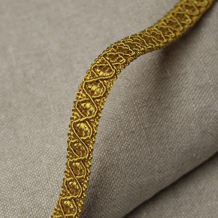 Möbelband - guld