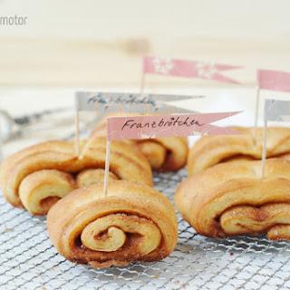 Franzbrötchen {Cinnamon Rolls}.
