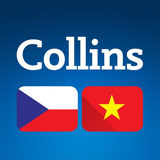 Collins Vietnamese<>Czech Dictionary Icon
