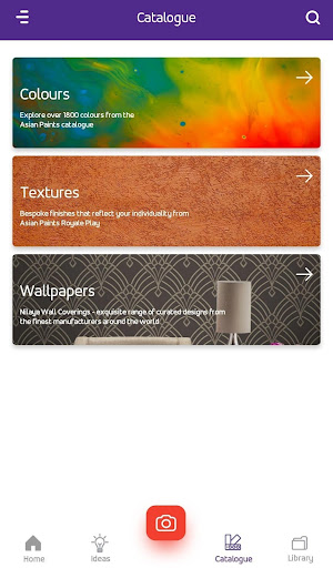 Colour with Asian Paints - Wall Paint & Design App – Apps on