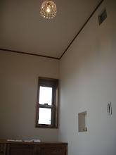 Photo: 玄関照明