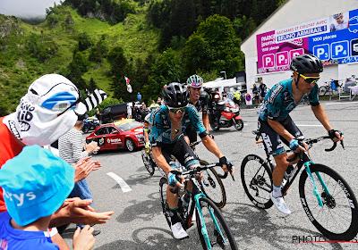 Winnaar Superstrijdlust ziet zijn contract opengebroken worden na goede prestaties in Tour de France