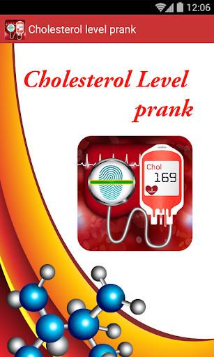 玩免費醫療APP|下載Cholesterol Scanner prank app不用錢|硬是要APP