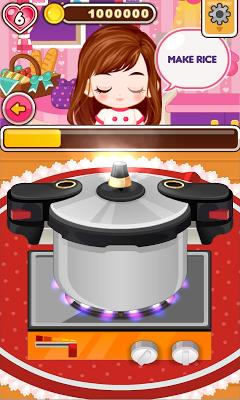 Chef Judy: Triangular Kimbap - screenshot