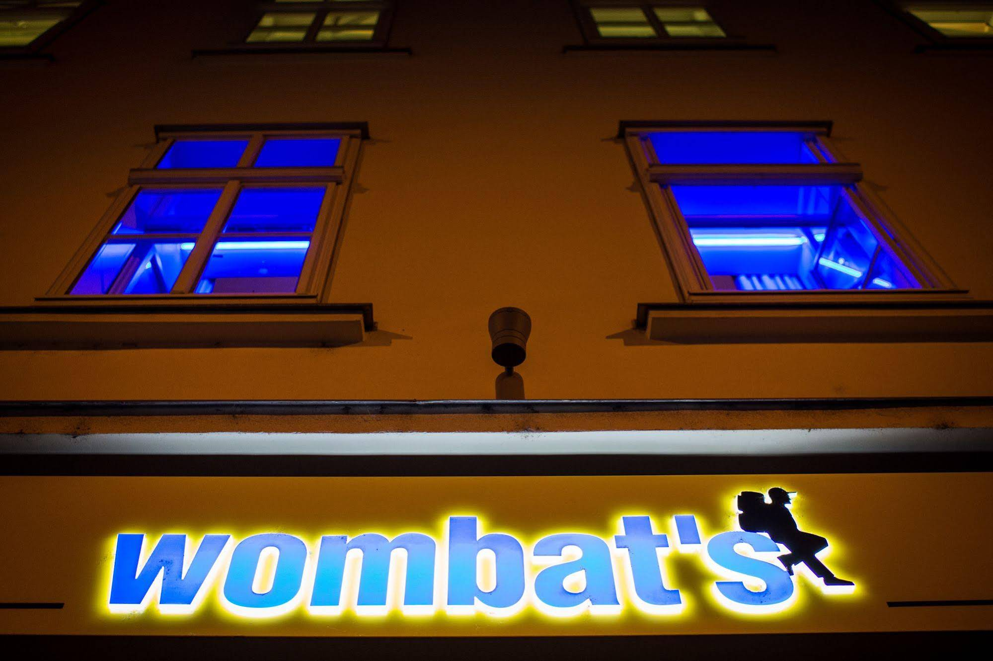 Wombats City Hostel - The Naschmarkt