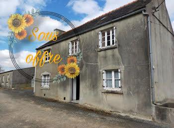 maison à Saint-Thégonnec (29)