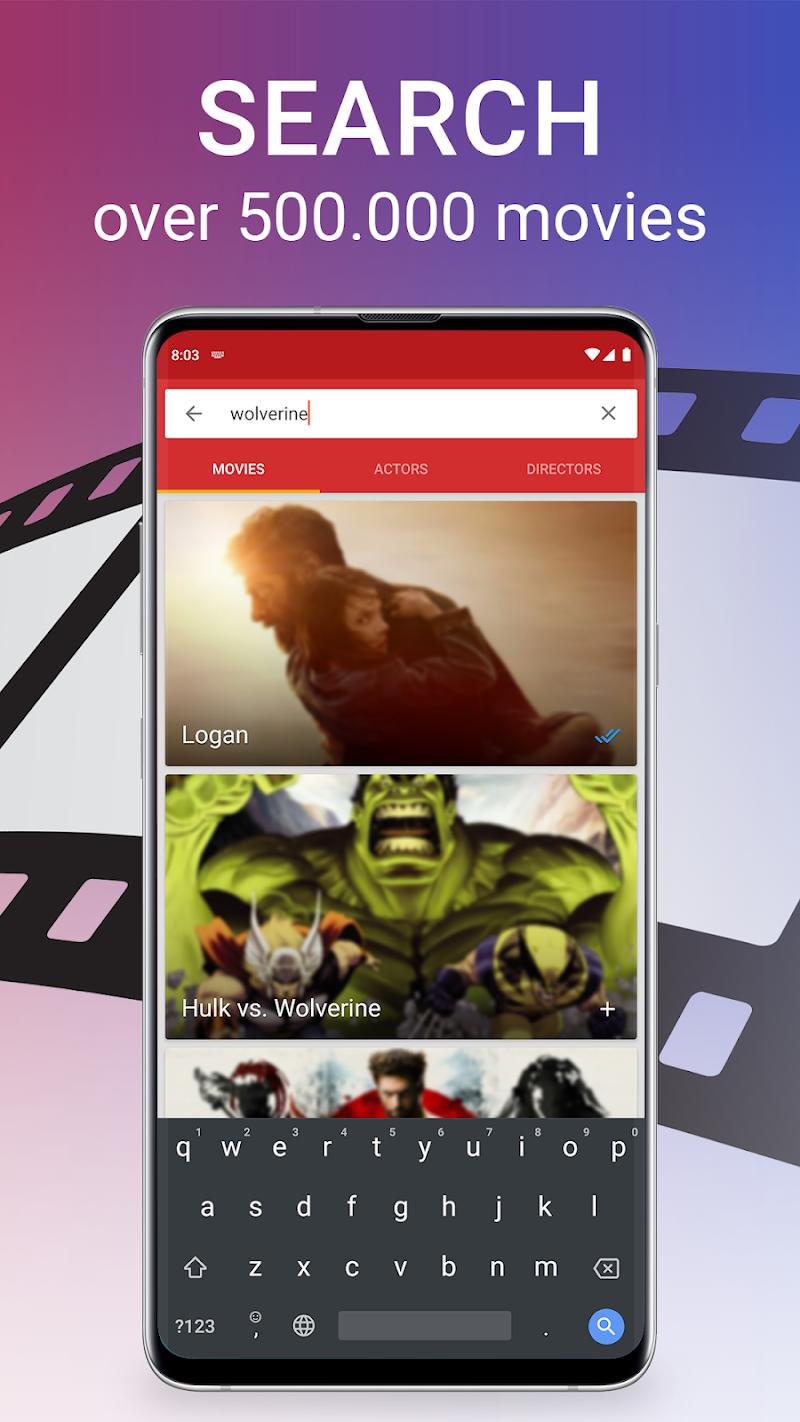 Cinemaniac - Movies To Watch Screenshot 2