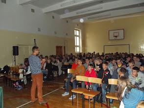 """Photo: Program profilaktyczny """"Archipelag Skarbów"""" dla klas II (25-26.09)"""