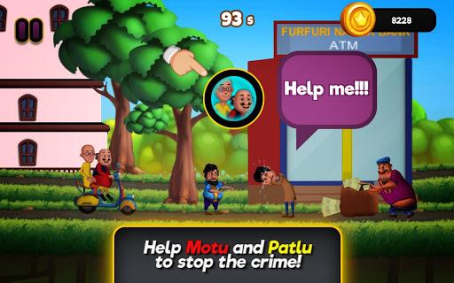 Motu Patlu Speed Racing 1.25 screenshots 13