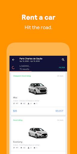 Skyscanner – cheap flights, hotels and car rental screenshot 8