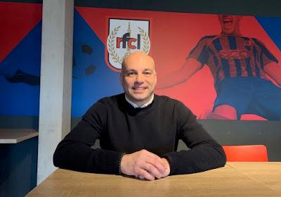 """Le nouveau directeur général du FC Liège honoré : """"Être prêt le jour où nous serons en D1B"""""""