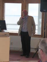 Photo: Miesten yli 60v. sarjan edustajamme oli Markku Holm.