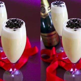 Vegan Champagne Custard
