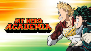 My Hero Academia thumbnail