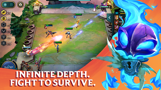 Teamfight Tactics: League of Legends Strategy Game filehippodl screenshot 2