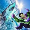 Superhero VS Shark Attack Game APK