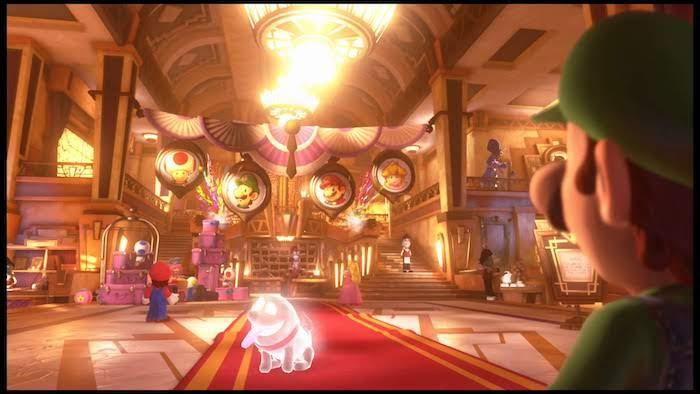 ルイージマンション 3 luigi mansion