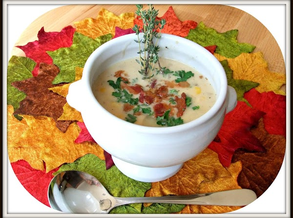 Lion's Head Corn Chowder Recipe