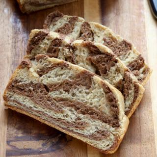Marbled Rye Bread.