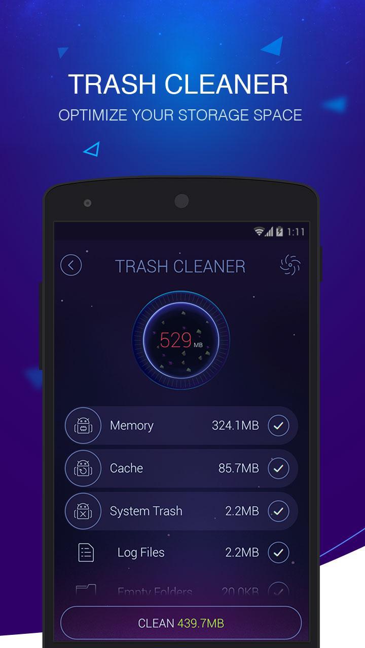 DU Speed Booster & Cleaner screenshot #4