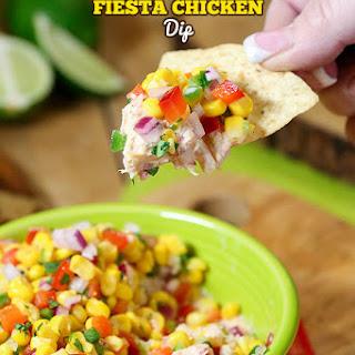 Fiesta Chicken Dip.