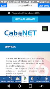 Rede Cabo Net - náhled