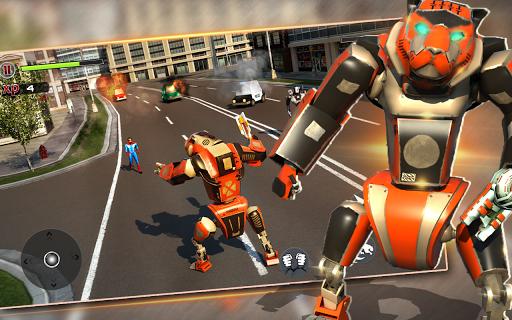 Tiger Transforming Robot 2018 1.0 screenshots 10