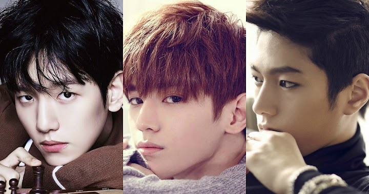 Koreans Agree That These Are The 20 Most Beautiful Men Of K-Pop