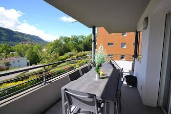 Appartement 4 pièces 83,86 m2