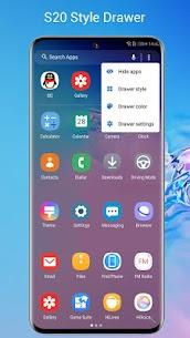 SO S20 Launcher for Galaxy S,S10/S9/S8 Theme v2.2 (Premium) 2