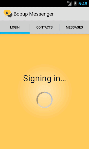 Bopup Messenger 1.5.0.181208 screenshots 2